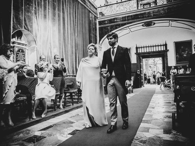 La boda de Quique y Esther en Salamanca, Salamanca 41