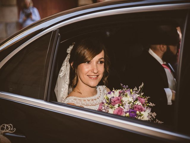 La boda de Quique y Esther en Salamanca, Salamanca 42