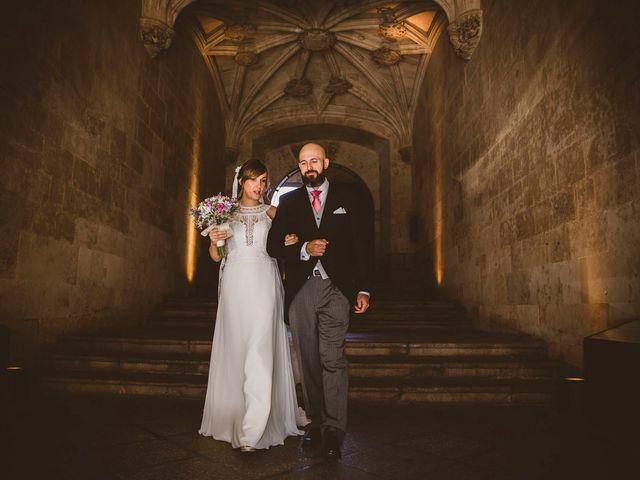 La boda de Quique y Esther en Salamanca, Salamanca 46