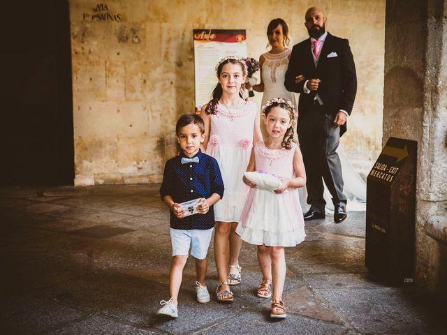 La boda de Quique y Esther en Salamanca, Salamanca 47