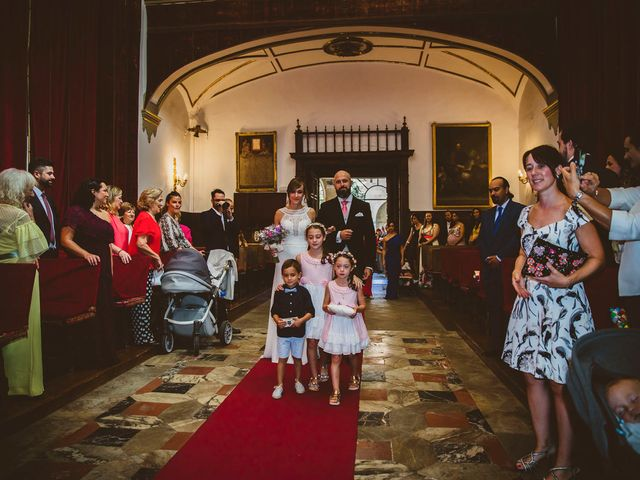 La boda de Quique y Esther en Salamanca, Salamanca 49