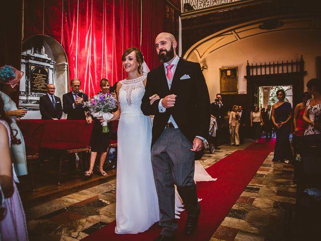 La boda de Quique y Esther en Salamanca, Salamanca 50