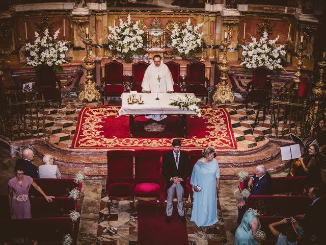 La boda de Quique y Esther en Salamanca, Salamanca 52