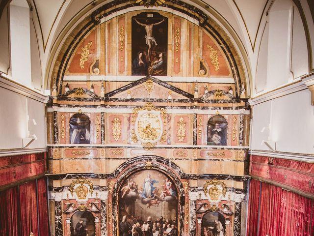 La boda de Quique y Esther en Salamanca, Salamanca 53