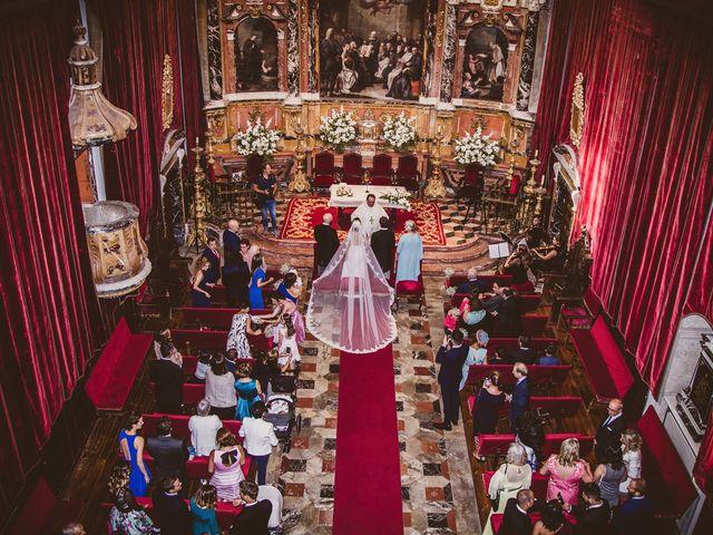 La boda de Quique y Esther en Salamanca, Salamanca 54