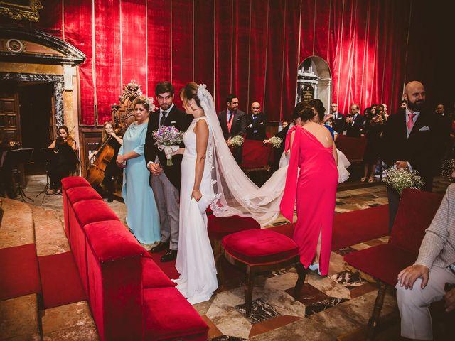 La boda de Quique y Esther en Salamanca, Salamanca 58