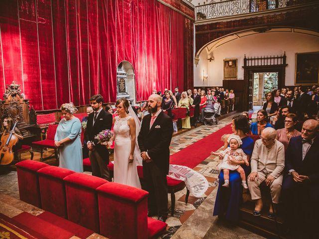 La boda de Quique y Esther en Salamanca, Salamanca 60