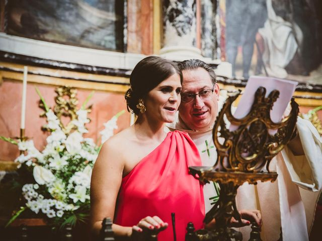 La boda de Quique y Esther en Salamanca, Salamanca 61