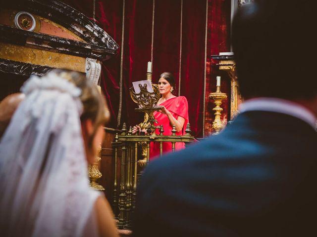 La boda de Quique y Esther en Salamanca, Salamanca 62