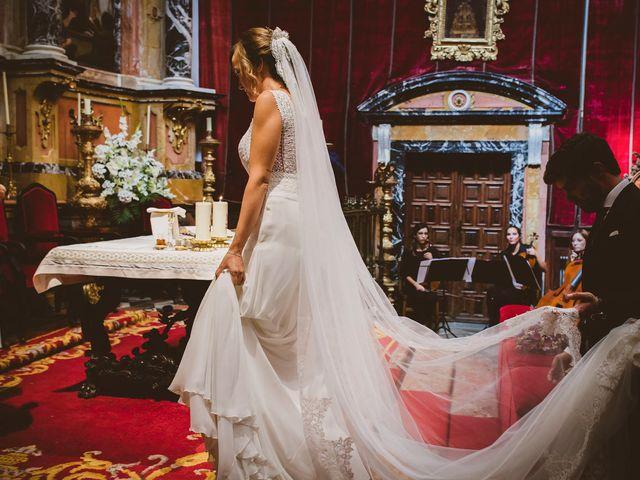 La boda de Quique y Esther en Salamanca, Salamanca 63