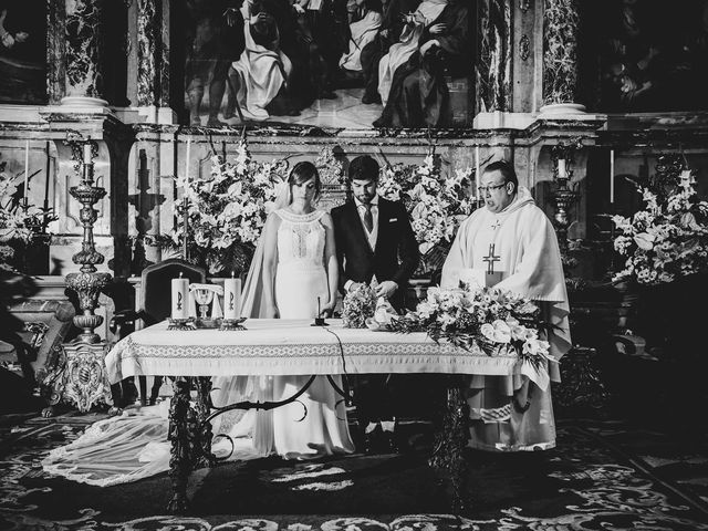 La boda de Quique y Esther en Salamanca, Salamanca 64