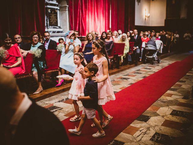 La boda de Quique y Esther en Salamanca, Salamanca 66