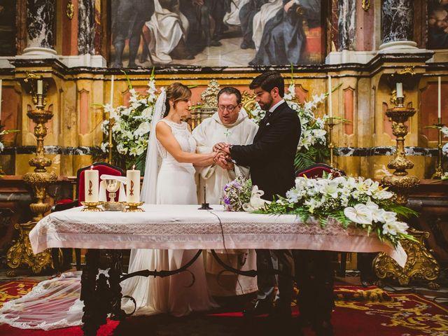 La boda de Quique y Esther en Salamanca, Salamanca 67