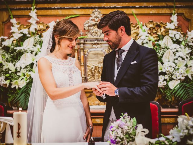 La boda de Quique y Esther en Salamanca, Salamanca 69