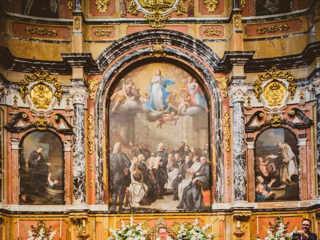 La boda de Quique y Esther en Salamanca, Salamanca 71