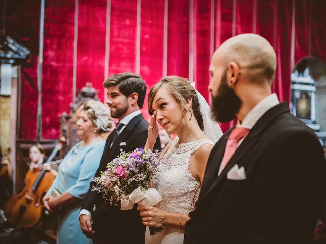La boda de Quique y Esther en Salamanca, Salamanca 72