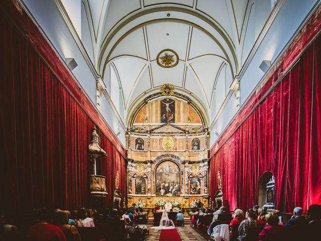 La boda de Quique y Esther en Salamanca, Salamanca 1