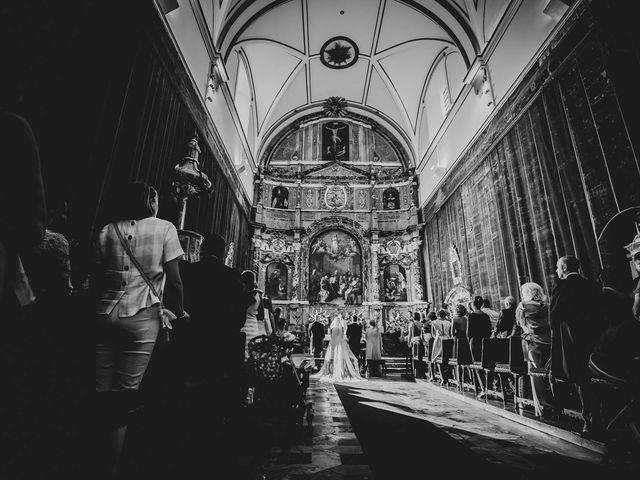 La boda de Quique y Esther en Salamanca, Salamanca 73