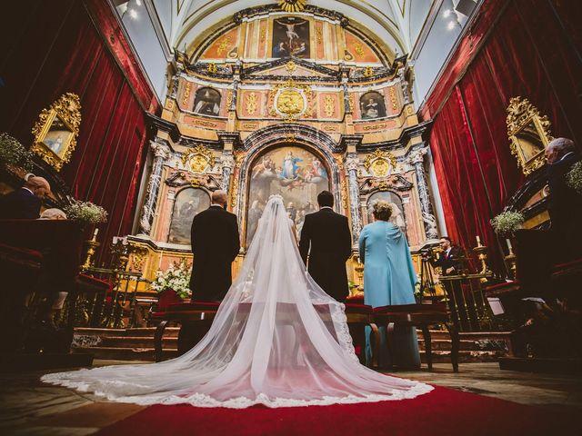 La boda de Quique y Esther en Salamanca, Salamanca 74