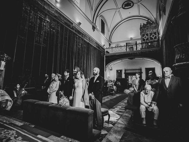 La boda de Quique y Esther en Salamanca, Salamanca 75