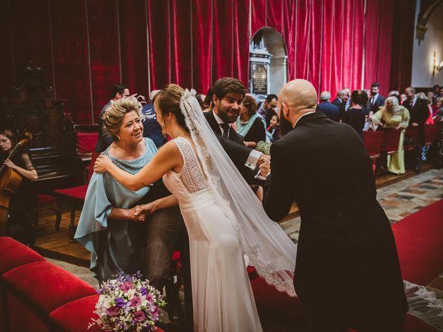La boda de Quique y Esther en Salamanca, Salamanca 76