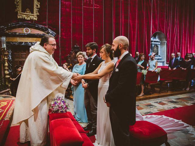 La boda de Quique y Esther en Salamanca, Salamanca 77