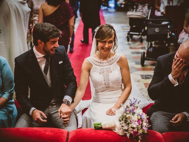 La boda de Quique y Esther en Salamanca, Salamanca 78