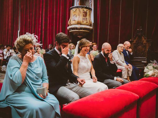 La boda de Quique y Esther en Salamanca, Salamanca 79