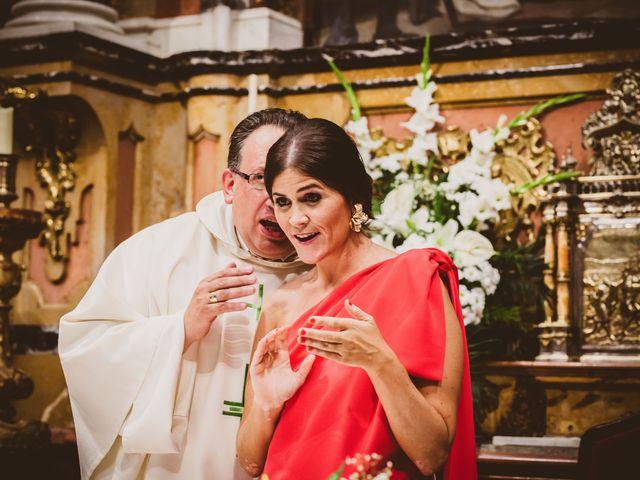 La boda de Quique y Esther en Salamanca, Salamanca 80