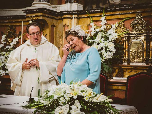 La boda de Quique y Esther en Salamanca, Salamanca 81