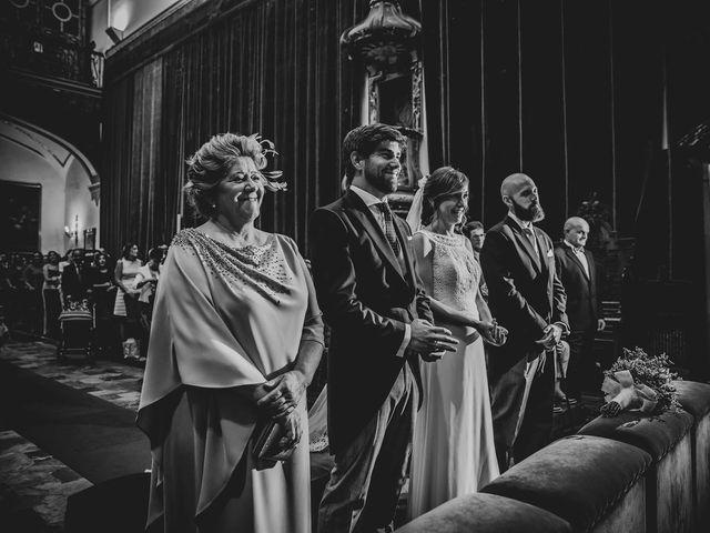La boda de Quique y Esther en Salamanca, Salamanca 82