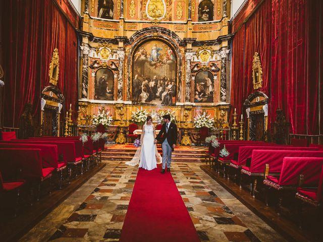 La boda de Quique y Esther en Salamanca, Salamanca 87
