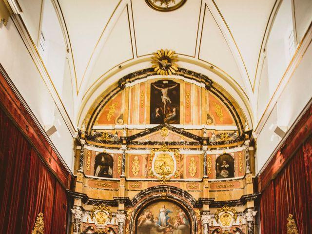 La boda de Quique y Esther en Salamanca, Salamanca 88