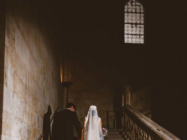La boda de Quique y Esther en Salamanca, Salamanca 89