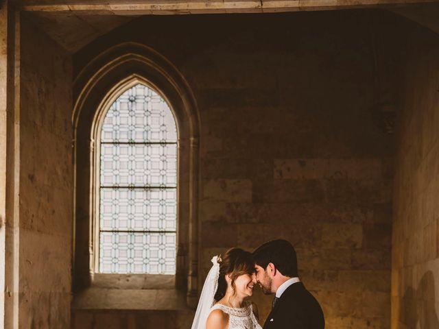 La boda de Quique y Esther en Salamanca, Salamanca 90