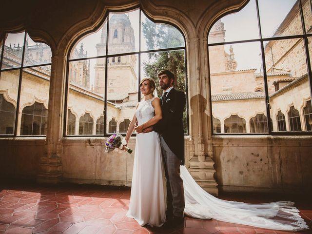 La boda de Quique y Esther en Salamanca, Salamanca 92