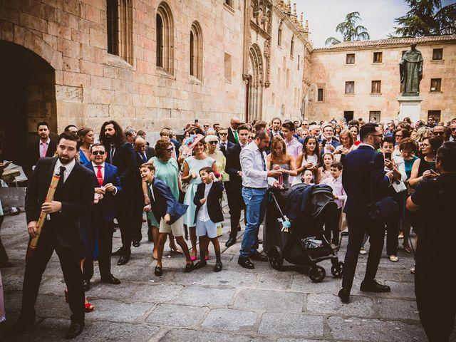 La boda de Quique y Esther en Salamanca, Salamanca 93