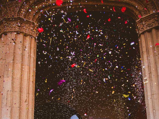 La boda de Quique y Esther en Salamanca, Salamanca 94