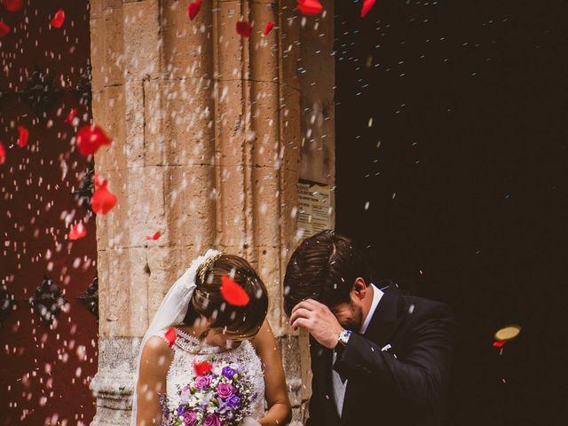 La boda de Quique y Esther en Salamanca, Salamanca 97