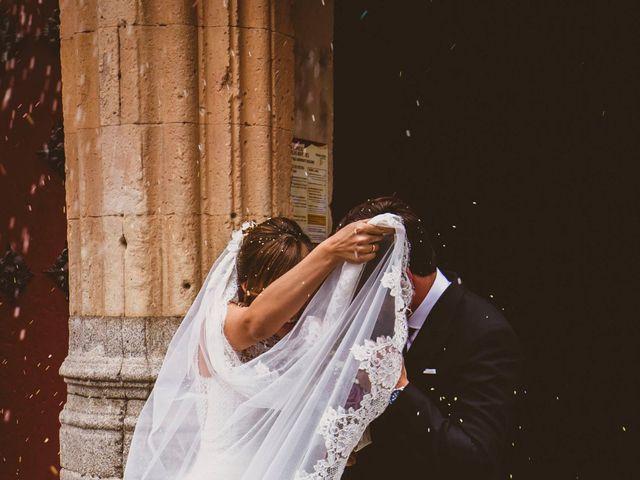 La boda de Quique y Esther en Salamanca, Salamanca 98