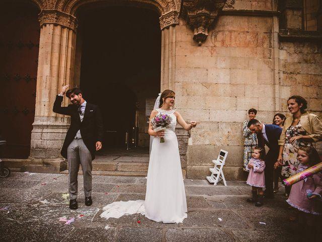 La boda de Quique y Esther en Salamanca, Salamanca 99