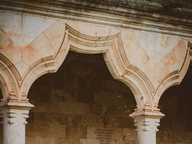 La boda de Quique y Esther en Salamanca, Salamanca 101