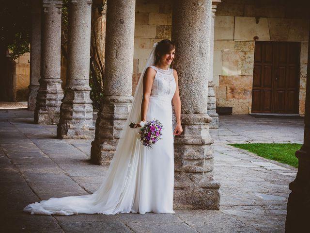 La boda de Quique y Esther en Salamanca, Salamanca 103