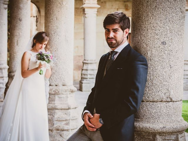 La boda de Quique y Esther en Salamanca, Salamanca 104