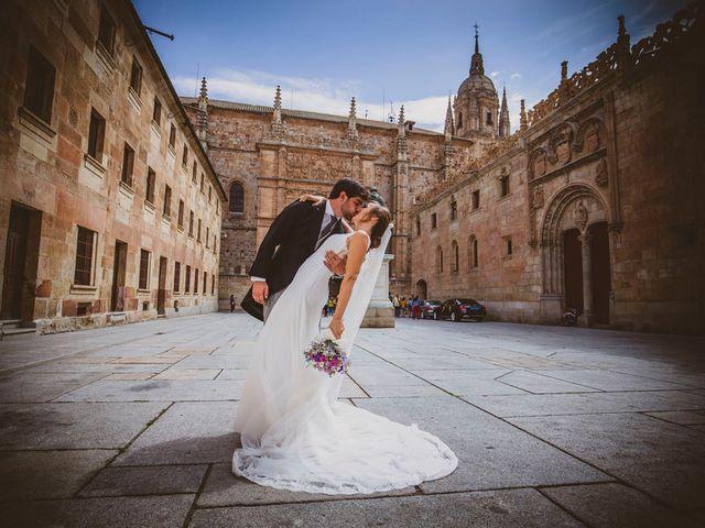 La boda de Quique y Esther en Salamanca, Salamanca 109