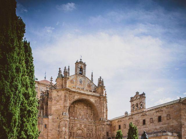 La boda de Quique y Esther en Salamanca, Salamanca 110