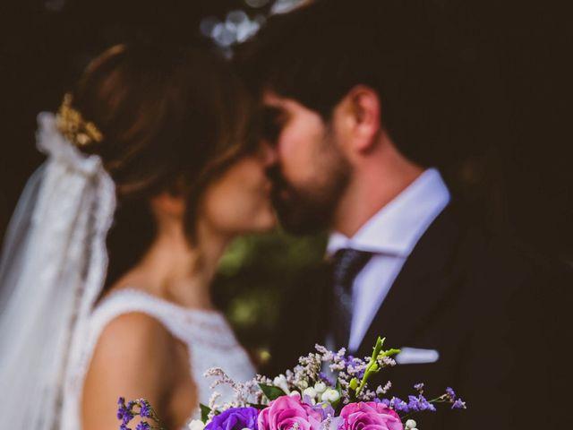 La boda de Quique y Esther en Salamanca, Salamanca 112