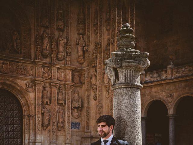 La boda de Quique y Esther en Salamanca, Salamanca 116