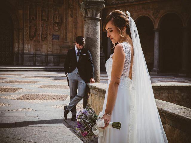 La boda de Quique y Esther en Salamanca, Salamanca 117