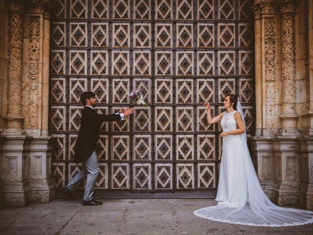 La boda de Quique y Esther en Salamanca, Salamanca 119